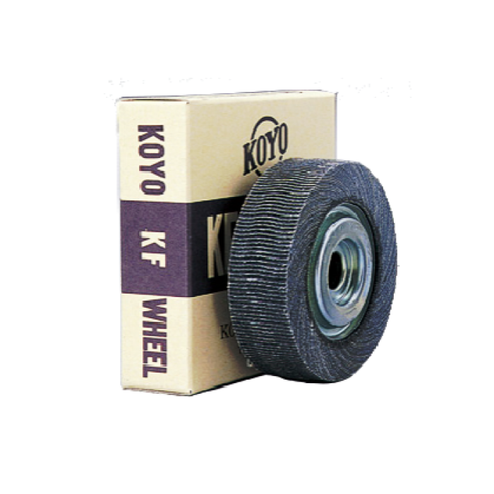 Koyo-Sha - Abrasive Cloth KF Wheel