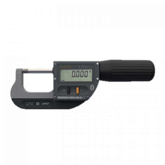 SYLVAC Micrometer S_Mike PRO Bluetooth
