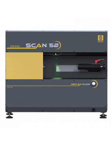 SYLVAC Horizontal Optical Measuring Machine S-Scan 52