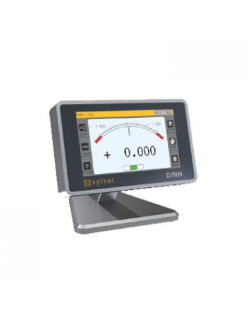 SYLVAC LVDT Display & Gauge Amplifier S_View D70S/H/I