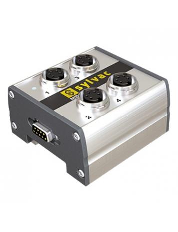 SYLVAC Gauge Multiplexer Unit M-Bus