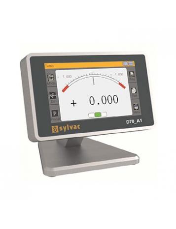 SYLVAC Dimensional Air Gauge Digital Display D70_A1 & D70_A2