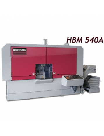 BEHRINGER HBM AUTOMATIC STRAIGHT-CUTTING BANDSAWS