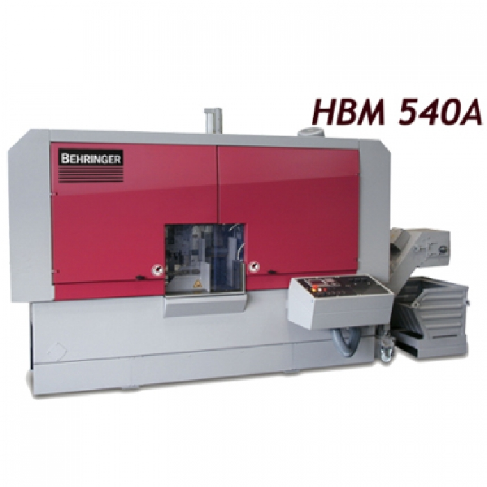 BEHRINGER HBP SEMI-AUTOMATIC STRAIGHT-CUTTING BANDSAW