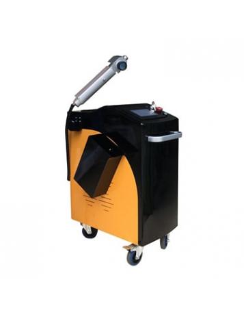 MRJ PORTABLE LASER CLEANING MACHINE