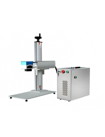 MRJ Portable Laser Fiber Marking Machine