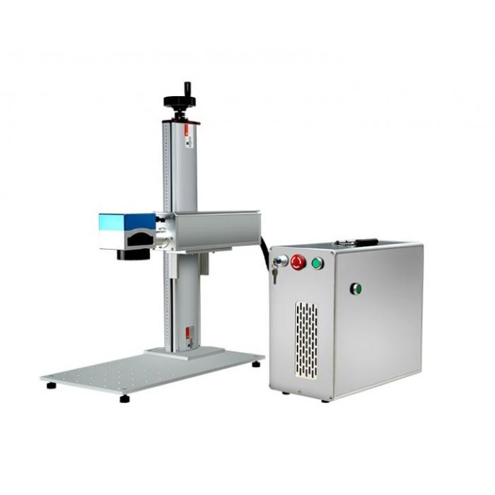 MRJ Portable Laser Fiber Marking Machine