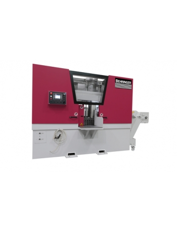 AUTOMATIC STRAIGHT-CUTTING BANDSAWS HBE PERFORMANCE RANGE