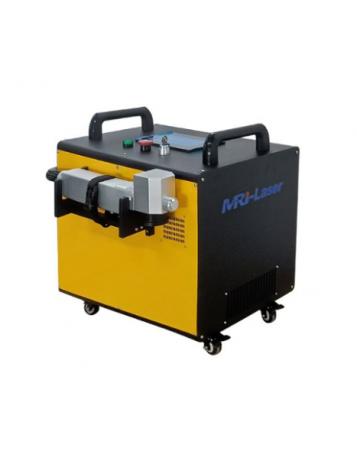 MRJ FL-C60D Portable Fiber Laser Cleaning Machine