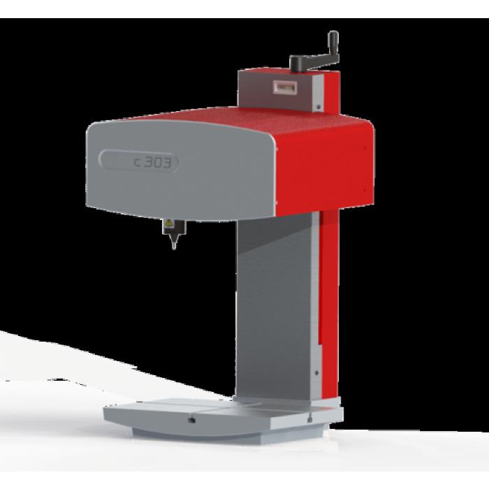 SIC Marking e10 c303 Dot Peen Marking Machine