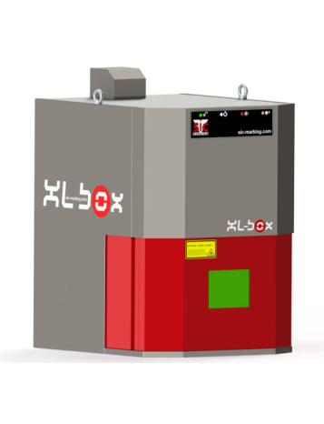 SIC Marking XL-Box Laser System