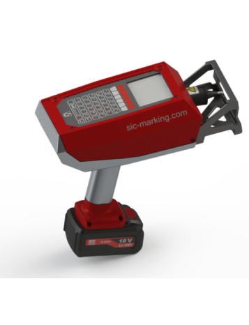 SIC Marking E-Mark Cordless Marking