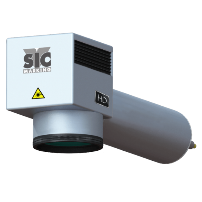SIC Marking i104 HD Laser Marking Head