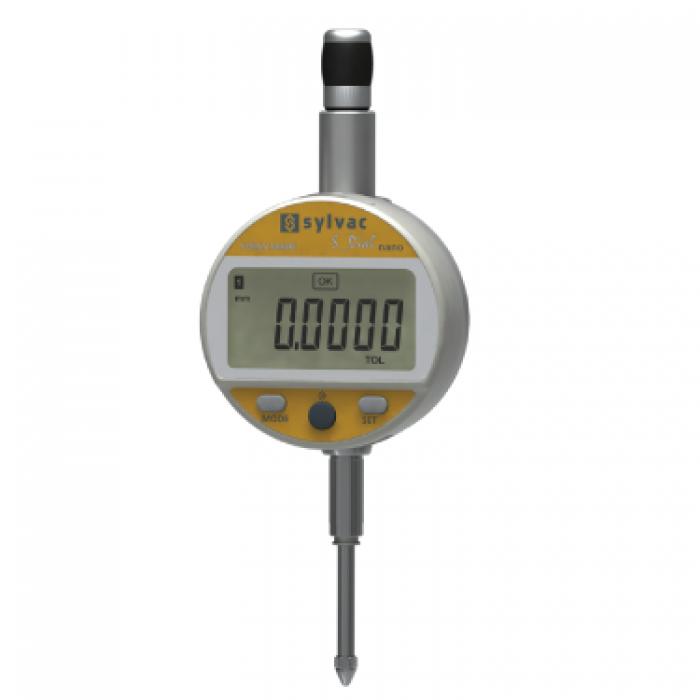SYLVAC Digital Indicator S_Dial WORK NANO & NANO SMART