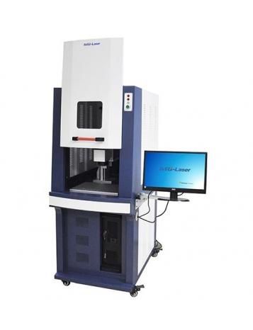 MRJ Closed Type Fiber Laser Marking Machine 20P