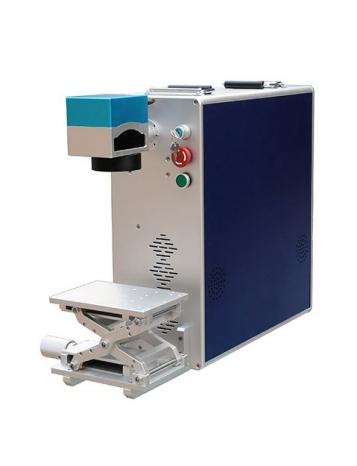 MRJ Portable Fiber Laser Marking Machine 20A