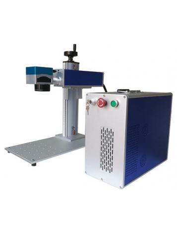 MRJ Portable Fiber Laser Marking Machine 20D