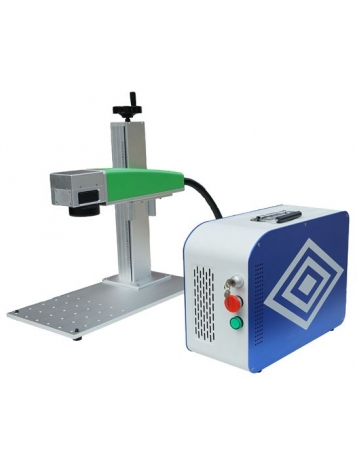 MRJ Portable Fiber Laser Marking Machine 20Z