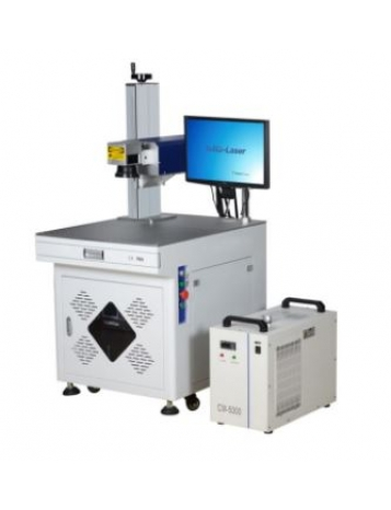MRJ Laser Marking Machine Ultraviolet For Glass UVL - 1F/3F/10F